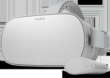 Очки виртуальной реальности OculusGo