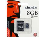 Карта памяти MicroSD 8Гб